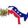 Democrat vs. Democrat: Another Party Donnybrook