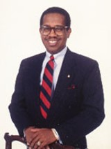 Democratic Election Commission member O.C. Pleasant