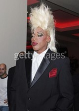 GETTY IMAGES - Dennis Rodman has still got game!