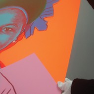 """Andy Warhol Portraits: Art and Irony"" at AMUM"