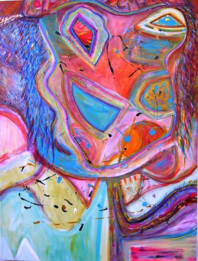 """""""Diamond"""" by Kelly Fischer"""