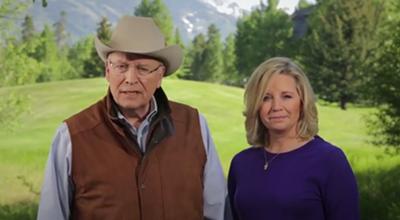 Dick and Liz Cheney
