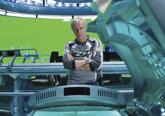 Director James Cameron: nominated for Avatar