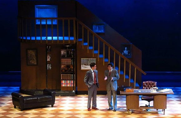 Dirty Rotten Scoundrels at MUS