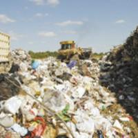 Dirty work: the BFI landfill near Millington