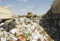 Dirty work: the BFI landfill near Millington - JUSTIN FOX BURKS