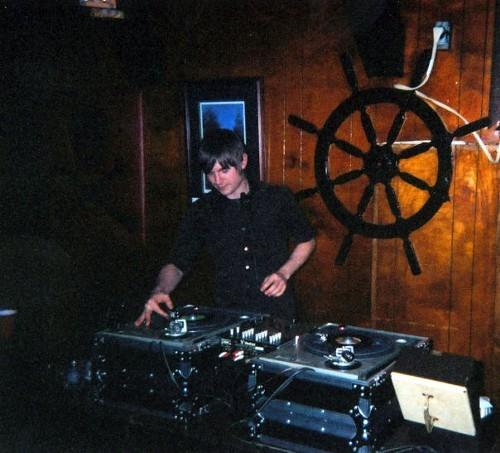 DJ Buck Wilders, aka Andrew McCalla