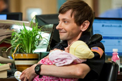 DJ Qualls as Davey Sutton