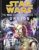 Do you have deep feelings for droids? Pick up Daniel Wallace's latest Star Wars book.