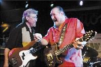 """Donald """"Duck"""" Dunn and Steve Cropper - GARY MILLER"""