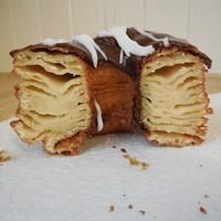Donut Hutt's Croughnut