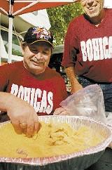 Doug McGee (left) and Randall Hearn