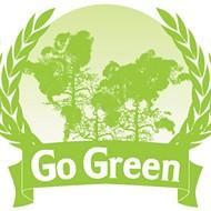 Douglass High School Goes Green
