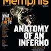 Downtown Blaze in February Memphis Magazine