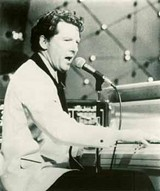 """Dreamboat Groaner"" Jerry Lee Lewis"