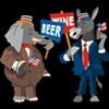 Drink Beer and Watch the Debate This Weekend