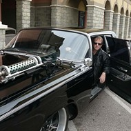 "Driving the Green Hornet's Famous ""Black Beauty"""