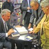 Former Governor Dunn Meets His Fans at Bookstar Signing