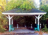 East End trolley stand