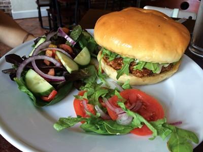 Ecco Burger - STACEY GREENBERG