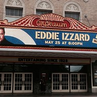 "Eddie Izzard Explains Why You Should See His Show at the Orpheum Instead of Staying Home to Watch ""Game of Thrones"""