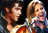"""DAILY TELEGRAPH - Elvis and Lisa Marie will have a duet on """"In the Ghetto"""""""