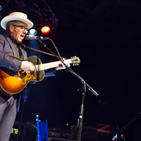 Elvis Costello Live at Minglewood Hall in Memphis, TN.