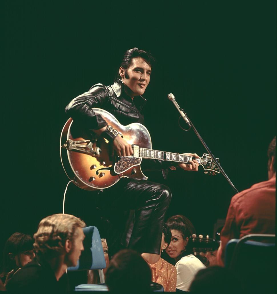 Elvis Presley: Badass