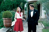 Emma Stone and Colin Firth