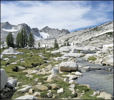 Enchantment Lakes Basin - TOM EGGERS