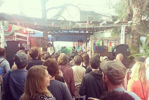 Entrance Band performs Saturday at SXSW.