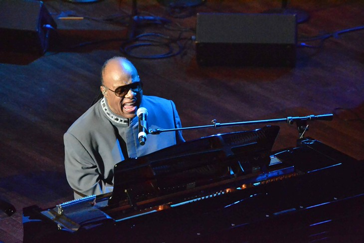 Epitome of Soul: Stevie Wonder