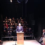 Attorney General Eric Holder Addresses Racial Profiling by Law Enforcement
