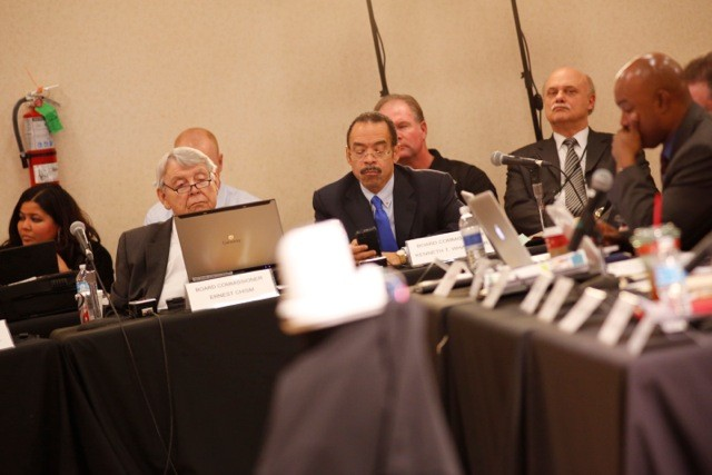 Odd Couples On Unified School Board Get Along City Beat Blog
