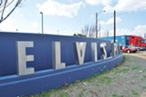 BIANCA PHILLIPS - Extra lanes and streetscape improvements are planned for Elvis Presley Boulevard.