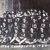 Fairview Junior High School - 1934 Football Champs