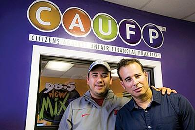 Felix Cordova and Jose Chito Sanchez - ZIGGY MACK