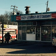 Fire at Cozy Corner