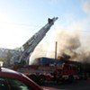 Fire Damages Two Businesses on Highland