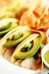 Fish Taco at Las Tortugas Deli Mexicana