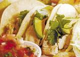 JUSTIN FOX BURKS - Fish tacos at Las Tortugas Deli Mexicana