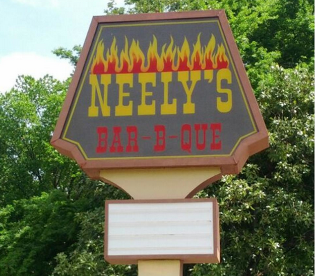 Five Slogans for Neely's New York Barbecue