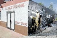 Foe and Betor in Orange Mound - JUSTIN FOX BURKS