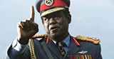 Forest Whitaker as Idi Amin
