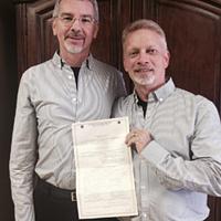 Former Love In Action Leader Marries His Same-Sex Partner