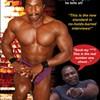 Former Memphis Wrestler Brickhouse Brown Aims, Shoots