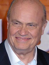 Former Tennessee senator Fred Thompson