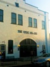 Formerly the Faulkner family stables, the Lyric theater now hosts concerts and shows.