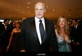 Fred Thompson and wife Jeri Kehn Thompson