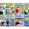 Fried Earth Funnies: The Super Adventures of a Real Man